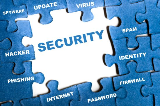 statement of security responsibilities