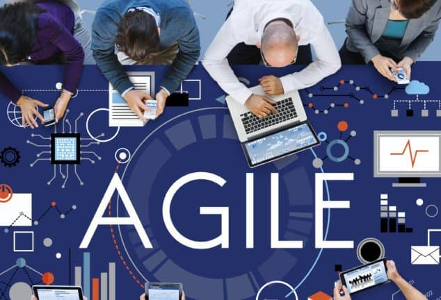 agile working for law firms
