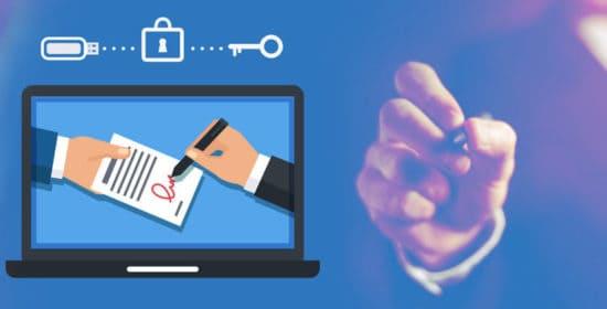 Legal e-signatures