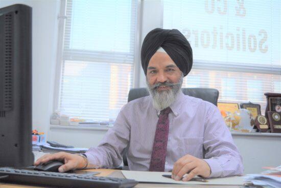LawWare Testimonial: Chhokar and Co. Image of Santokh Chhokar