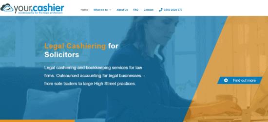 outsourced legal cashroom website