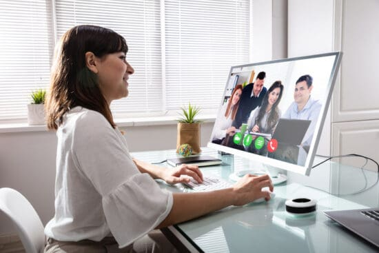 working remotely as a product specialist training and support